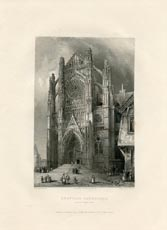 Beauvais Cathedral Print (No. 80120501)