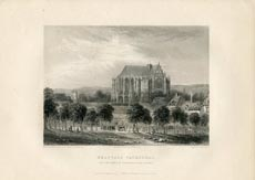 Beauvais Cathedral Print (No. 80120502)