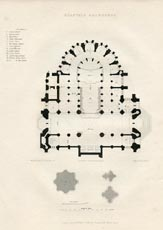 Beauvais Cathedral Print (No. 80120503)