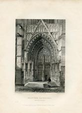 Beauvais Cathedral Print (No. 80120504)