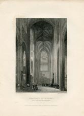 Beauvais Cathedral Print (No. 80120506)