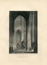 Beauvais Cathedral Print (No. 80120507)