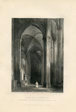 Beauvais Cathedral Print (No. 80120508)