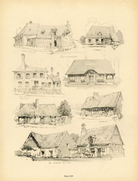 French Architecture Print (No. 80280014)