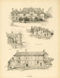 French Architecture Print (No. 80280023)
