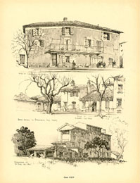 French Architecture Print (No. 80280024)