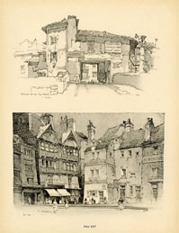 French Architecture Print (No. 80280025)