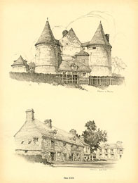 French Architecture Print (No. 80280029)