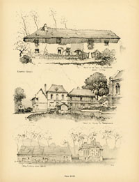 French Architecture Print (No. 80280031)