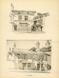 French Architecture Print (No. 80280036)