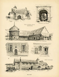 French Architecture Print (No. 80280043)