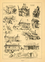 French Architecture Print (No. 80280055)