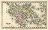 Greece Map (No. 40020042)