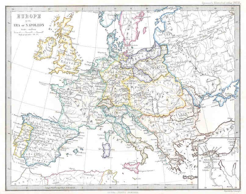 Europe during the age of Napoleon