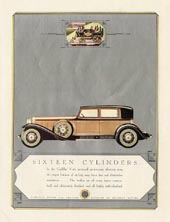 Car Advertisements - Cadillac (No. 59300005)
