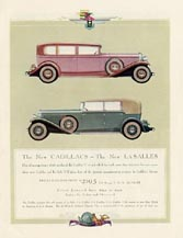 Car Advertisements - Cadillac (No. 59300006)