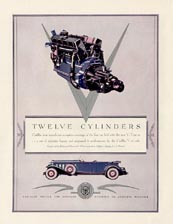 Car Advertisements - Cadillac (No. 59300007)