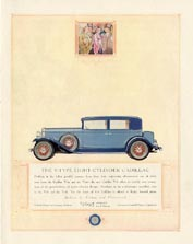 Car Advertisements - Cadillac (No. 59310016)