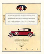 Car Advertisements - Cadillac (No. 59310017)