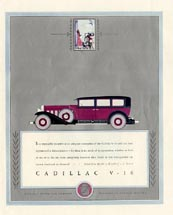 Car Advertisements - Cadillac (No. 59310018)