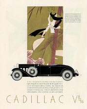 Car Advertisements - Cadillac (No. 59310020)