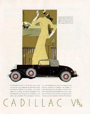 Car Advertisements - Cadillac (No. 59310022)