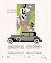 Car Advertisements - Cadillac (No. 59310023)