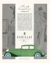 Car Advertisements - Cadillac (No. 59320007)