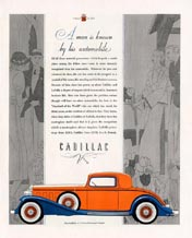 Car Advertisements - Cadillac (No. 59320008)