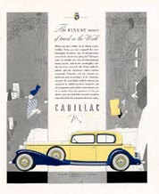 Car Advertisements - Cadillac (No. 59320009)
