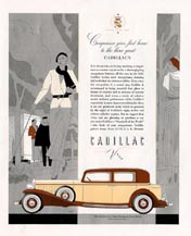 Car Advertisements - Cadillac (No. 59320010)