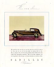 Car Advertisements - Cadillac (No. 59360003)
