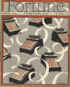 Fortune Magazine Covers - 1933 (No. 60203302)