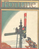 Fortune Magazine Covers - 1933 (No. 60203303)