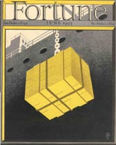 Fortune Magazine Covers - 1933 (No. 60203306)