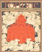 Fortune Magazine Covers - 1933 (No. 60203309)