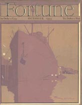 Fortune Magazine Covers - 1933 (No. 60203310)