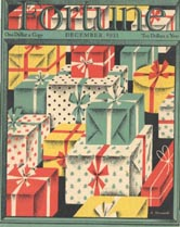 Fortune Magazine Covers - 1933 (No. 60203312)