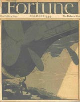 Fortune Magazine Covers - 1934 (No. 60203403)