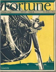 Fortune Magazine Covers - 1934 (No. 60203405)