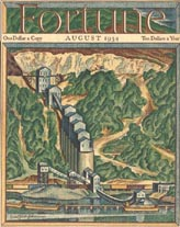 Fortune Magazine Covers - 1934 (No. 60203408)
