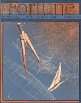 Fortune Magazine Covers - 1934 (No. 60203409)