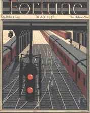 Fortune Magazine Covers - 1936 (No. 60203605)