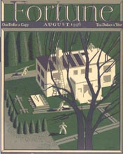 Fortune Magazine Covers - 1936 (No. 60203608)