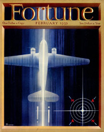 Fortune Magazine Cover - 1939 (No. 60203902)