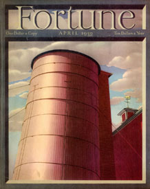 Fortune Magazine Cover - 1939 Print (No. 60203904)