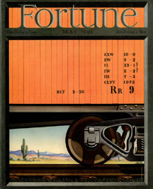 Fortune Magazine Cover - 1939 (No. 60203905)