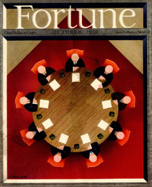 Fortune Magazine Cover - 1939 (No. 60203910)