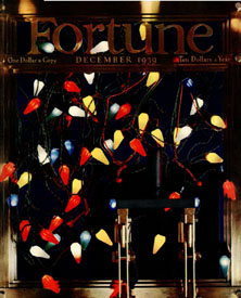 Fortune Magazine Cover - 1939 (No. 60203912)