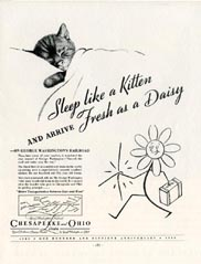Chessie the Cat Ads (No. 60420022)
